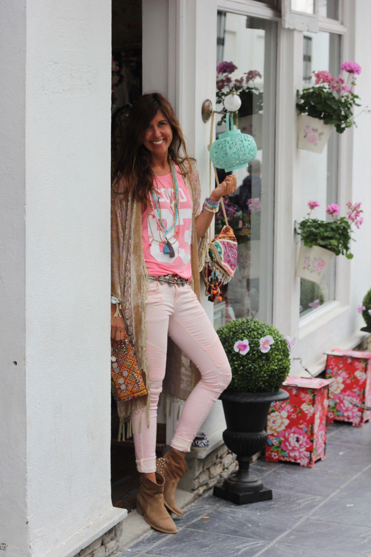 a0e1ca289d9 shopping in tarifa town in 2019 | jewlery | Fashion, Boho fashion ...