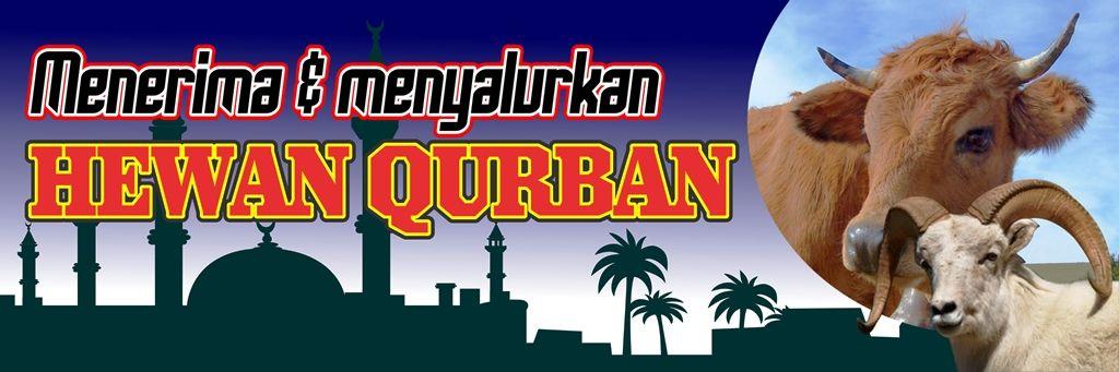 Contoh Desain Banner Spanduk Hari Raya Qurban Free Vector ...