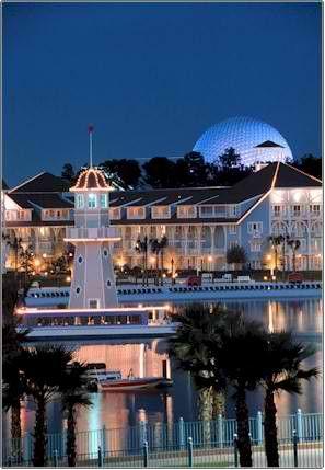 Disney's Beach Club Resort!