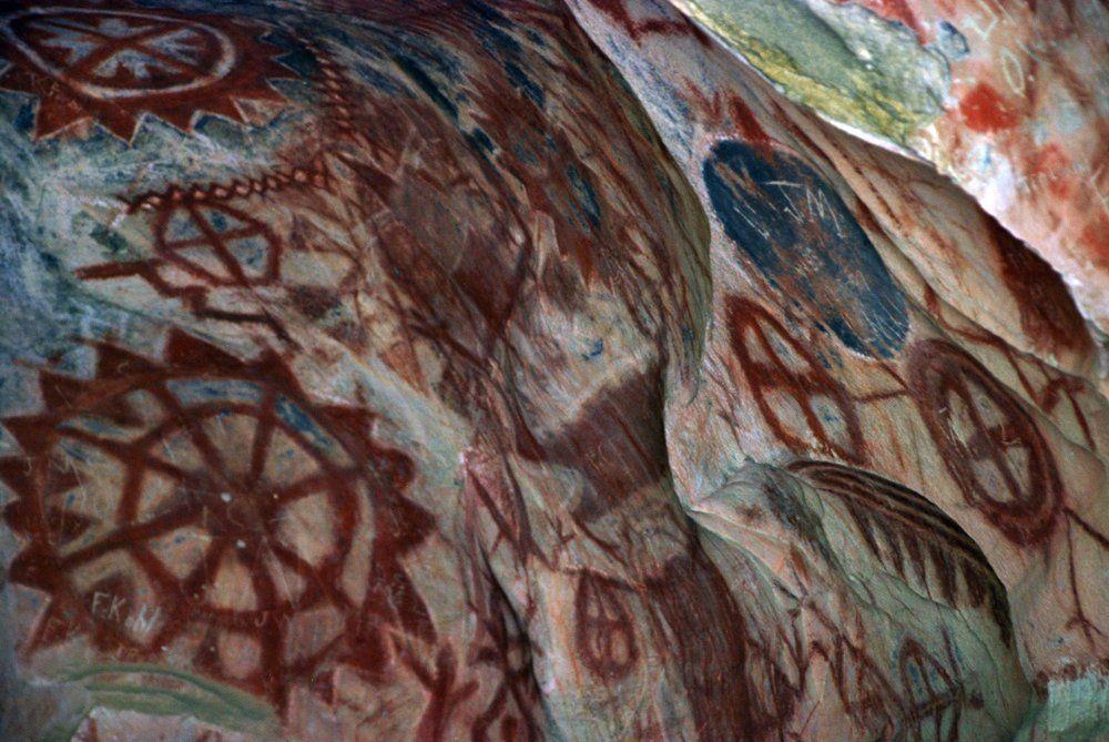 Chumash Painted Cave State Historic Park - Santa Barbara, CA
