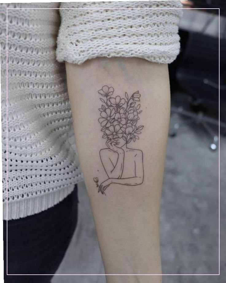 Forearm Tattoos 17309 flower forearm tattoos for women / flower forearm tattoo , flower forearm tattoo