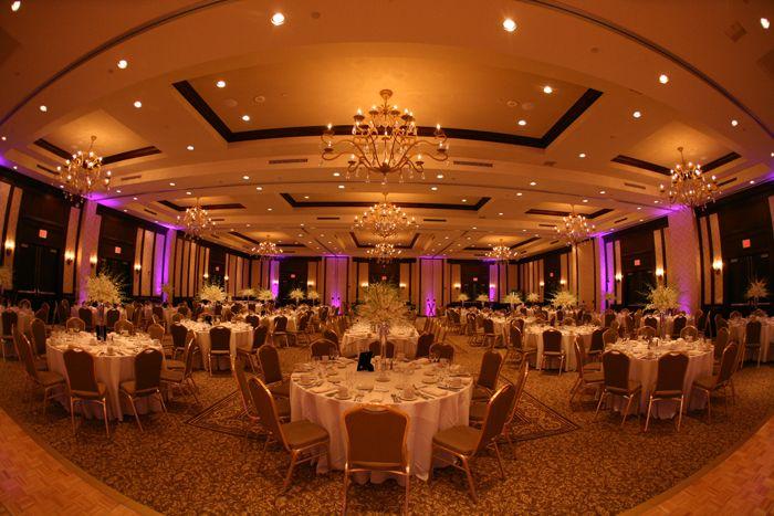 Ballroom Outdoor Wedding Venue Jogja: Palm Garden Ballroom At The Osthoff Resort Provides An