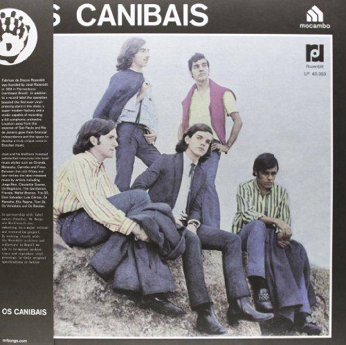 Os Canibais - Os Canibais