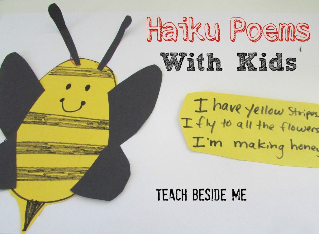 how to write a haiku poem in english