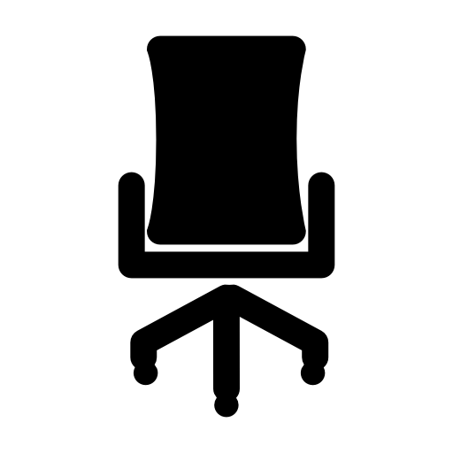 Office Chair Free Vector Icons Designed By Freepik Vector Icon Design Office Chair Free Icons