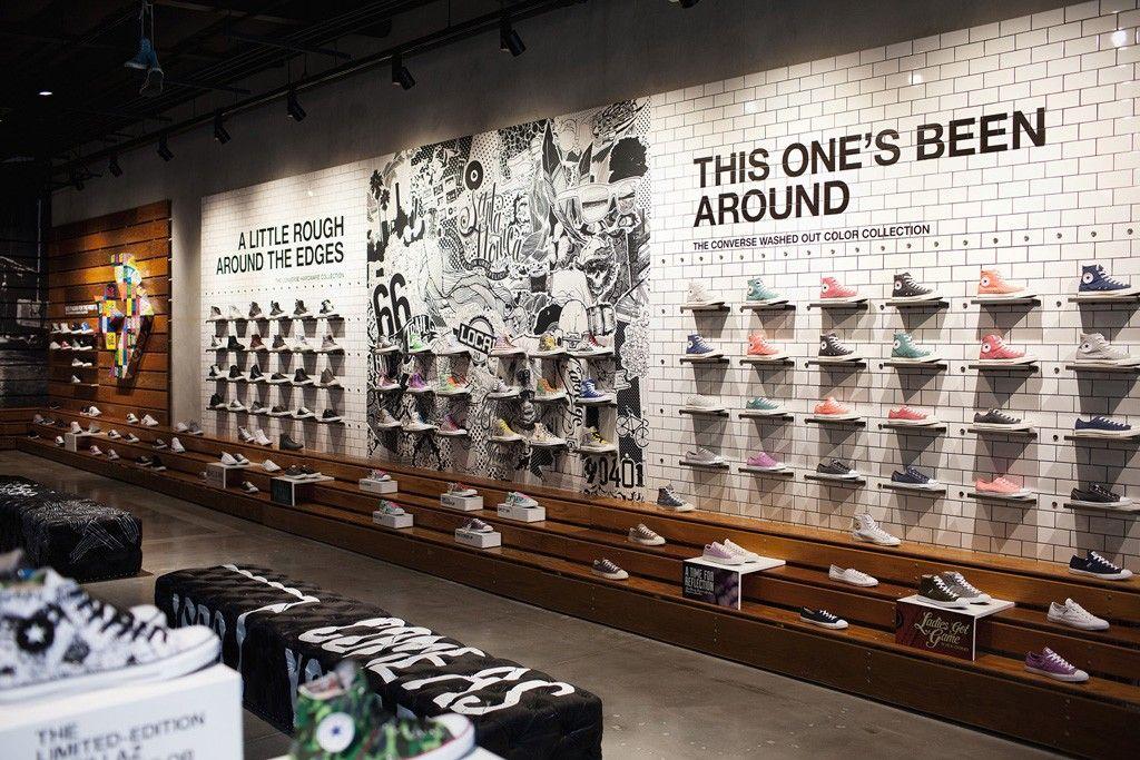 Converse Store – Santa Monica