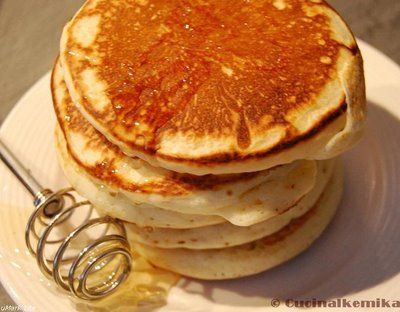 Cucinalkemika: Pancakes