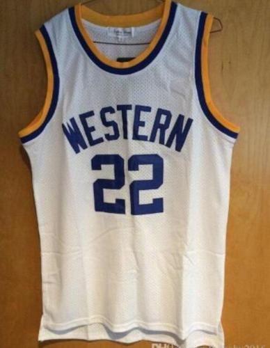 0fc1c4621f17 USA Basketball Jerseys BUTCH MCRAE BLUE CHIPS MOVIE JERSEY ANFERNEE  HARDAWAY Boudeaux WESTERN