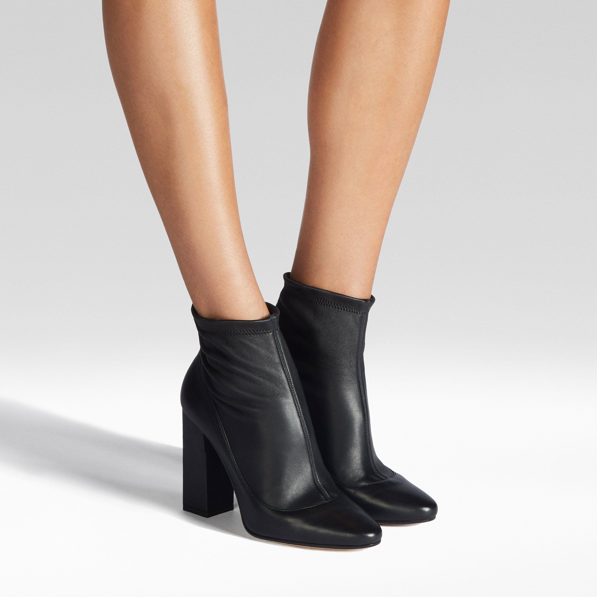 Tamara Mellon Stretch ankle boots