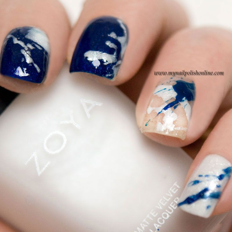 Why you should do your own decals for nails - http://www.mynailpolishonline.com/2016/03/nail-art-2/why-you-should-do-your-own-decals-for-nails/