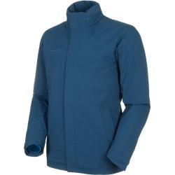 Mammut Trovat 3 in 1 Hs Hooded Jacket Men men's double jacket blue S MammutMammut