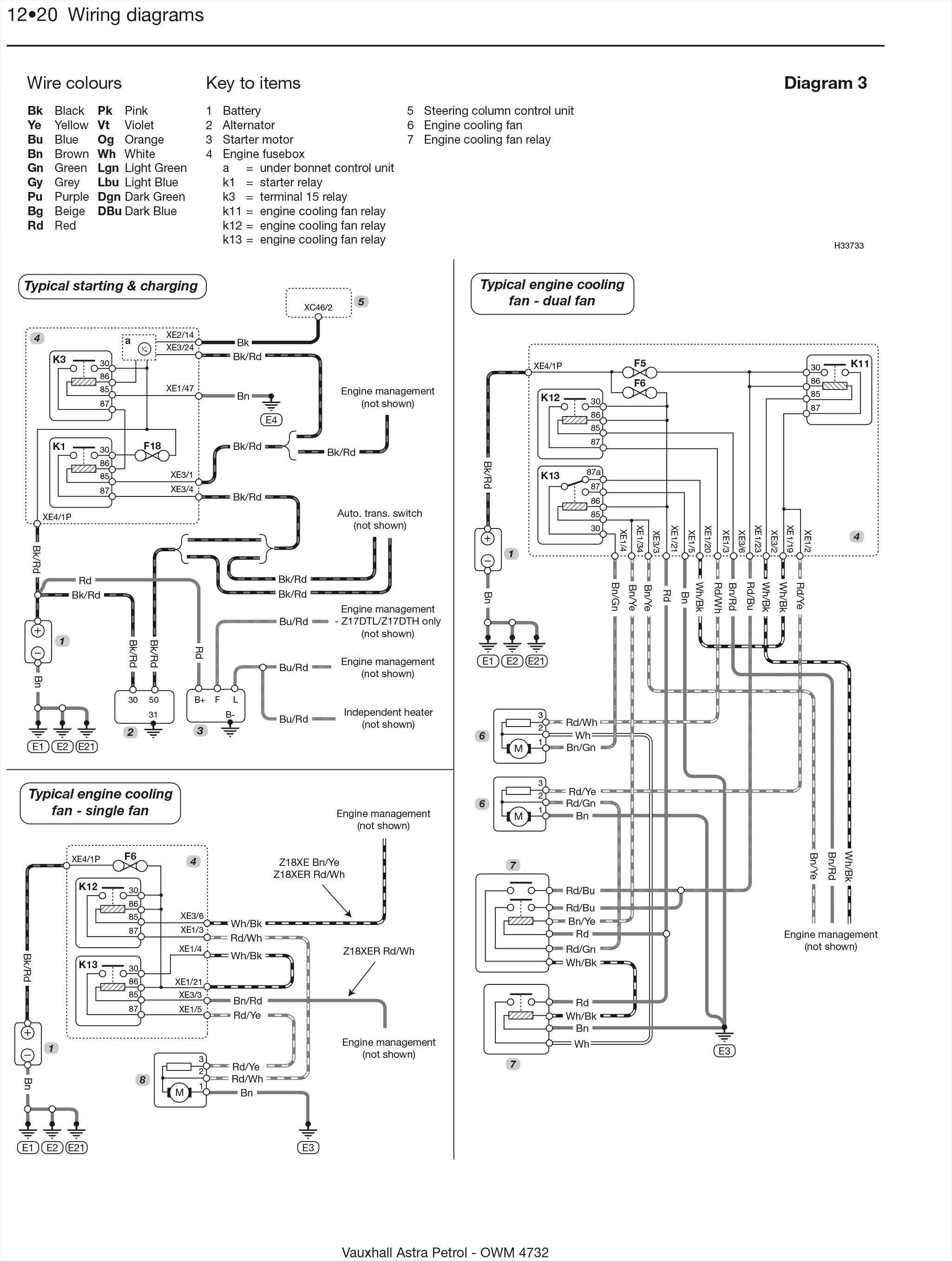 Best Of Vauxhall Alternator Wiring Diagram  Diagrams