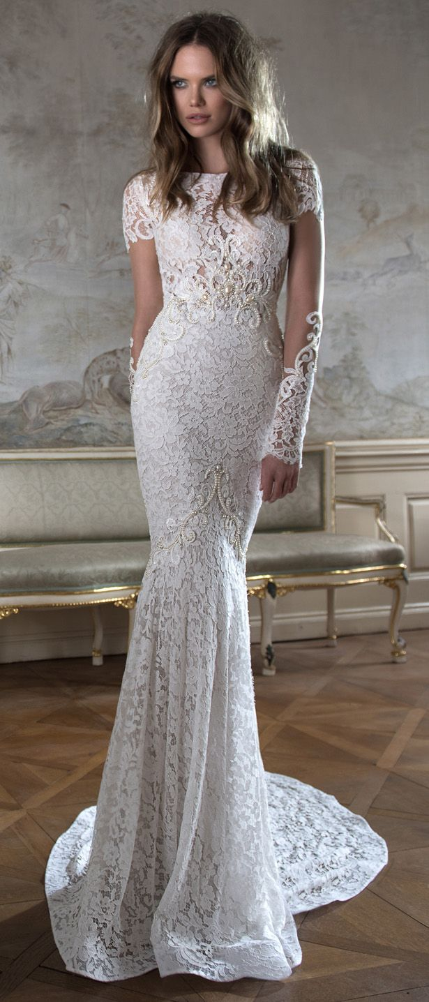 Wedding Dresses by Berta Bridal Fall 2015 | Berta bridal, Fall ...