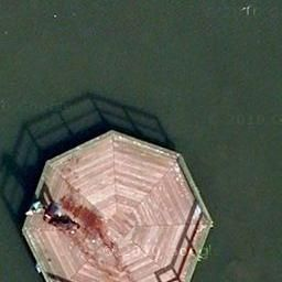 type 52.376552, 5.198303 into Google Maps and you see this....a man on