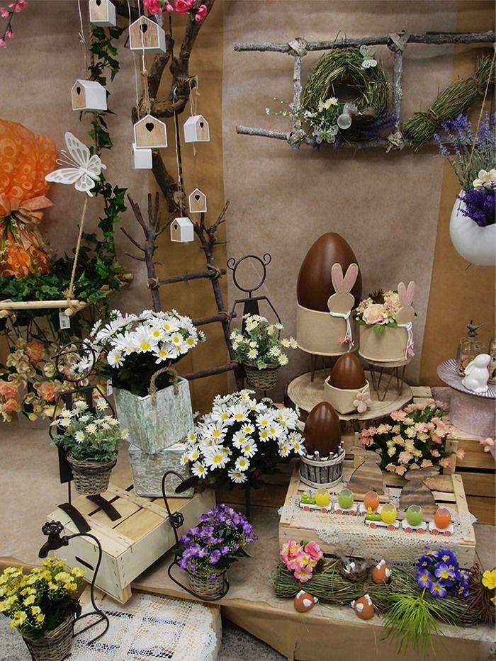 Bellissime idee vetrine per negozi in primavera e per il for Negozi design online