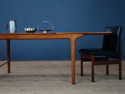 HUGE 1960S MCINTOSH EXTENDABLE TEAK DINING TABLE VINTAGE RETRO MID 20TH CENTURY