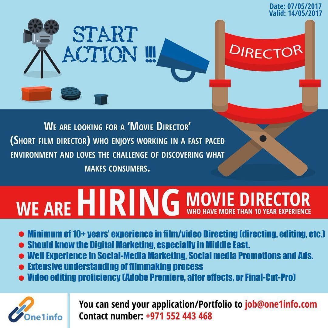 c8bf2787770f41eebd3a1d0992d4eb03 - How To Get A Job As A Film Director