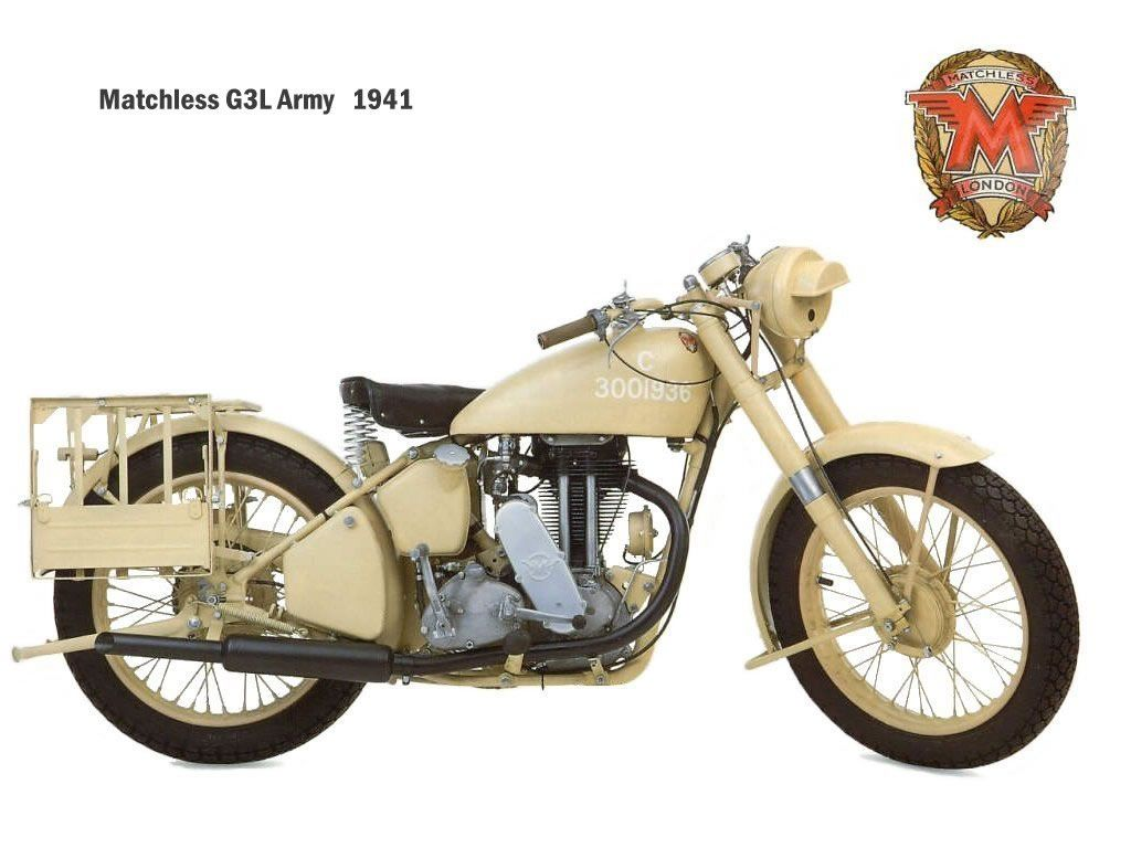 Matchless g 11 csr for sale 1958 on car and classic uk c544589 - Beige Black Matchless Classic Motorcycles
