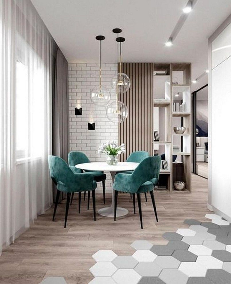 35 Beautiful And Affordable Dining Room Decoration Ideas 22 In