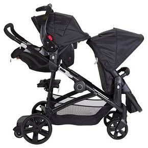 Baby Trend Snap Gear Sit N Stand Double Tungsten Babies