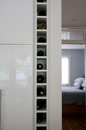 Creative Storage For Small Places. I Might Have To Try This Home Made  Storage To
