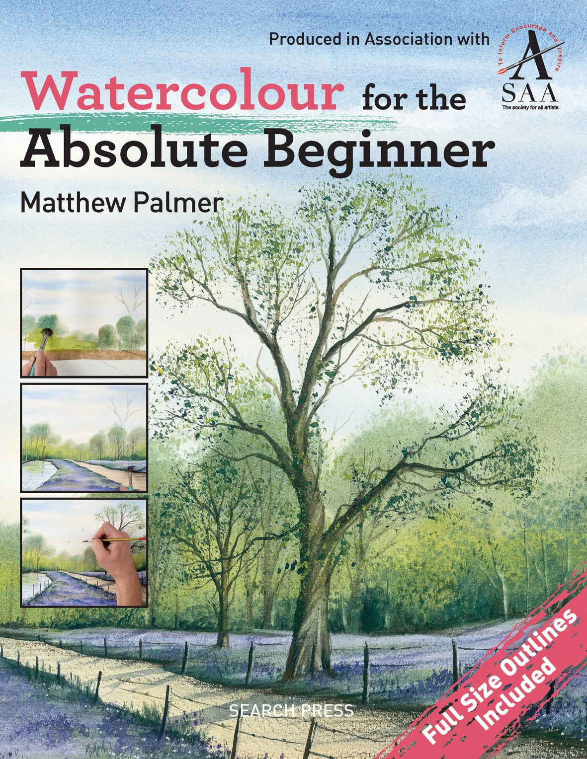 This Book Is A Comprehensive Course In Watercolour Landscape