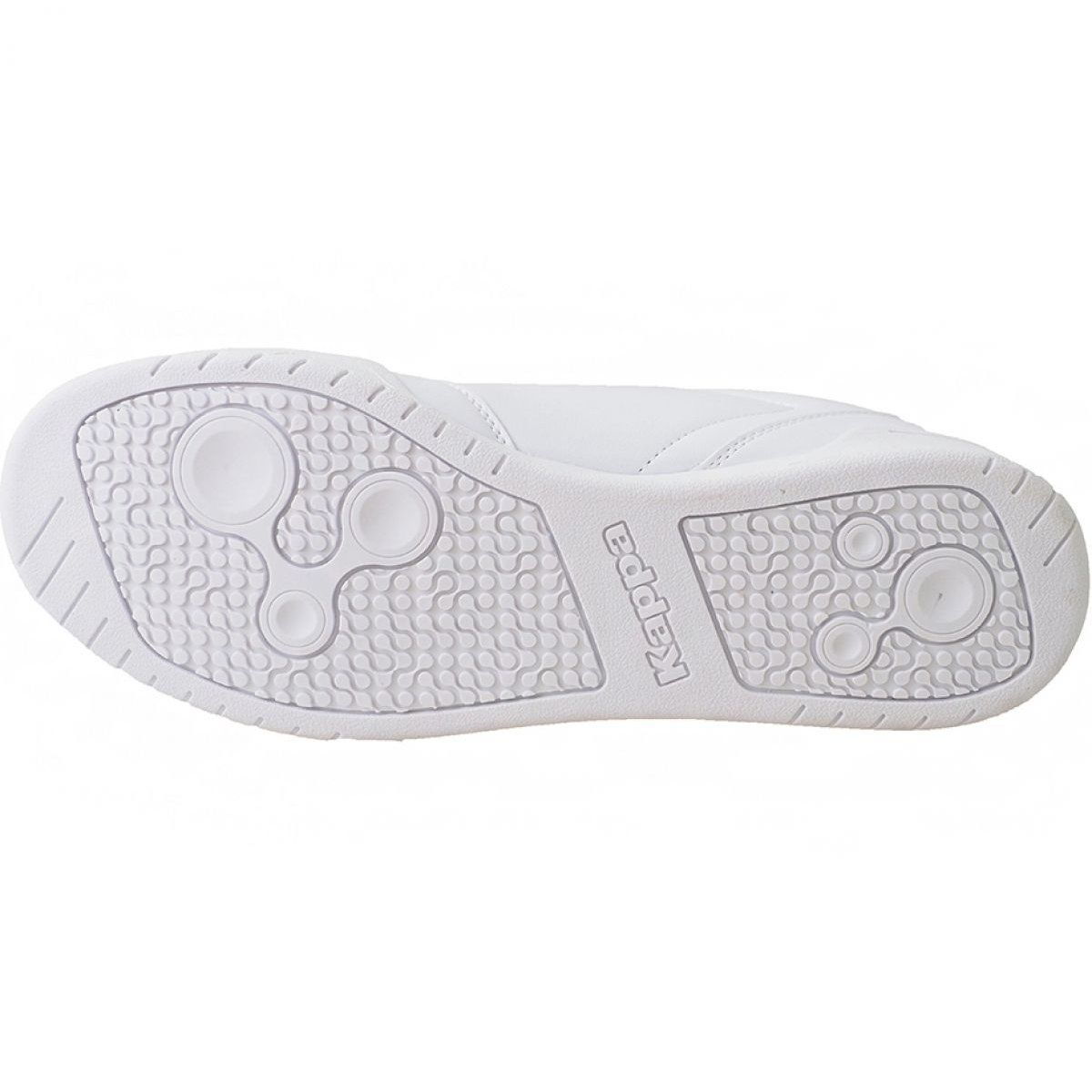 Buty Kappa Marabu M 242765 1020 Biale Shoes Classic Sneakers Slip On Sneaker