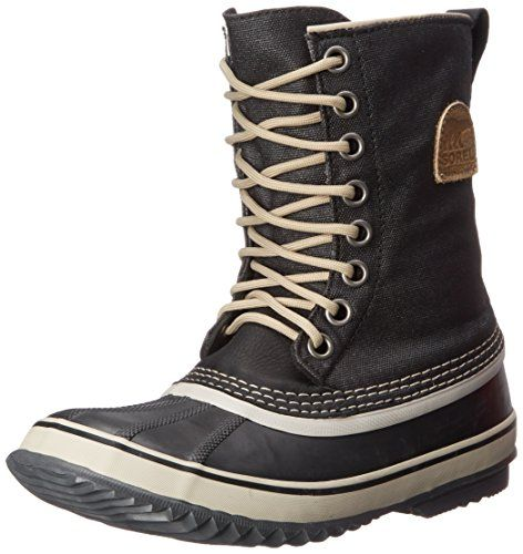 Sorel Women's 1964 Premium CVS Boot, Peatmoss/Black, 7.5 M US ** To view further for this item, visit the image link.