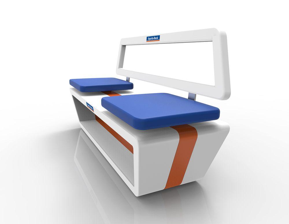Bench Bank For Sparda Bank On Jovoto