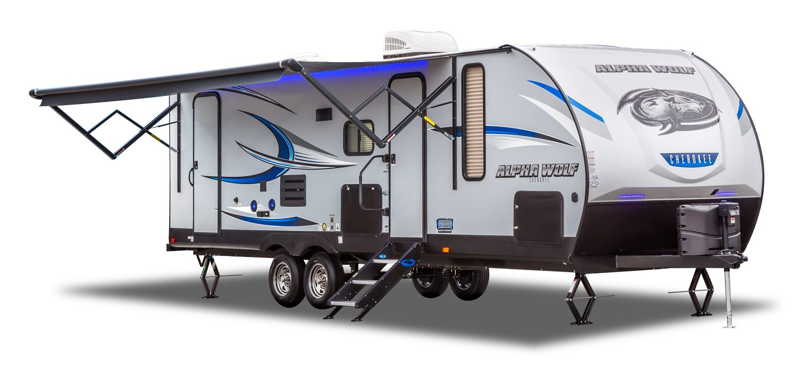 Alpha Wolf Travel Trailers by Forest River RV | Best ...