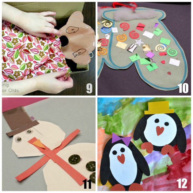 Photo of 20 Fun Preschool Winter Crafts