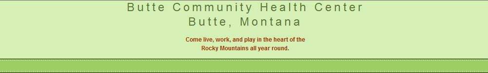 36+ Community health dental butte mt ideas