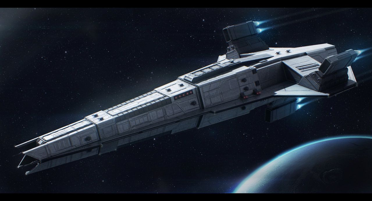Space Cruiser (looks like a super star destroyer)   Spacecraft ...