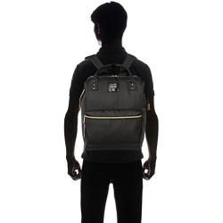 Photo of Anello Anello Kuchigane Regular Backpack Bk