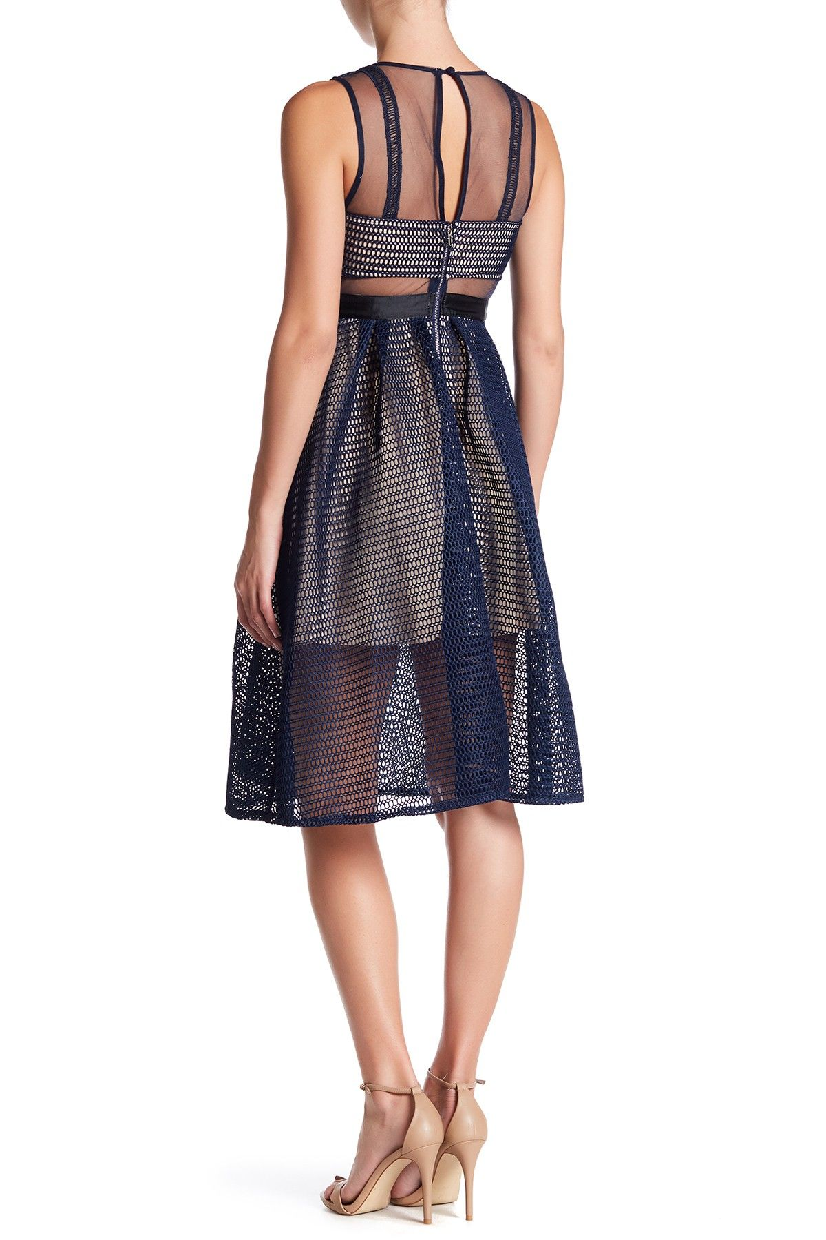 L'Atiste - Eyelet Dress is now 57% off. Free Shipping on orders over $100.