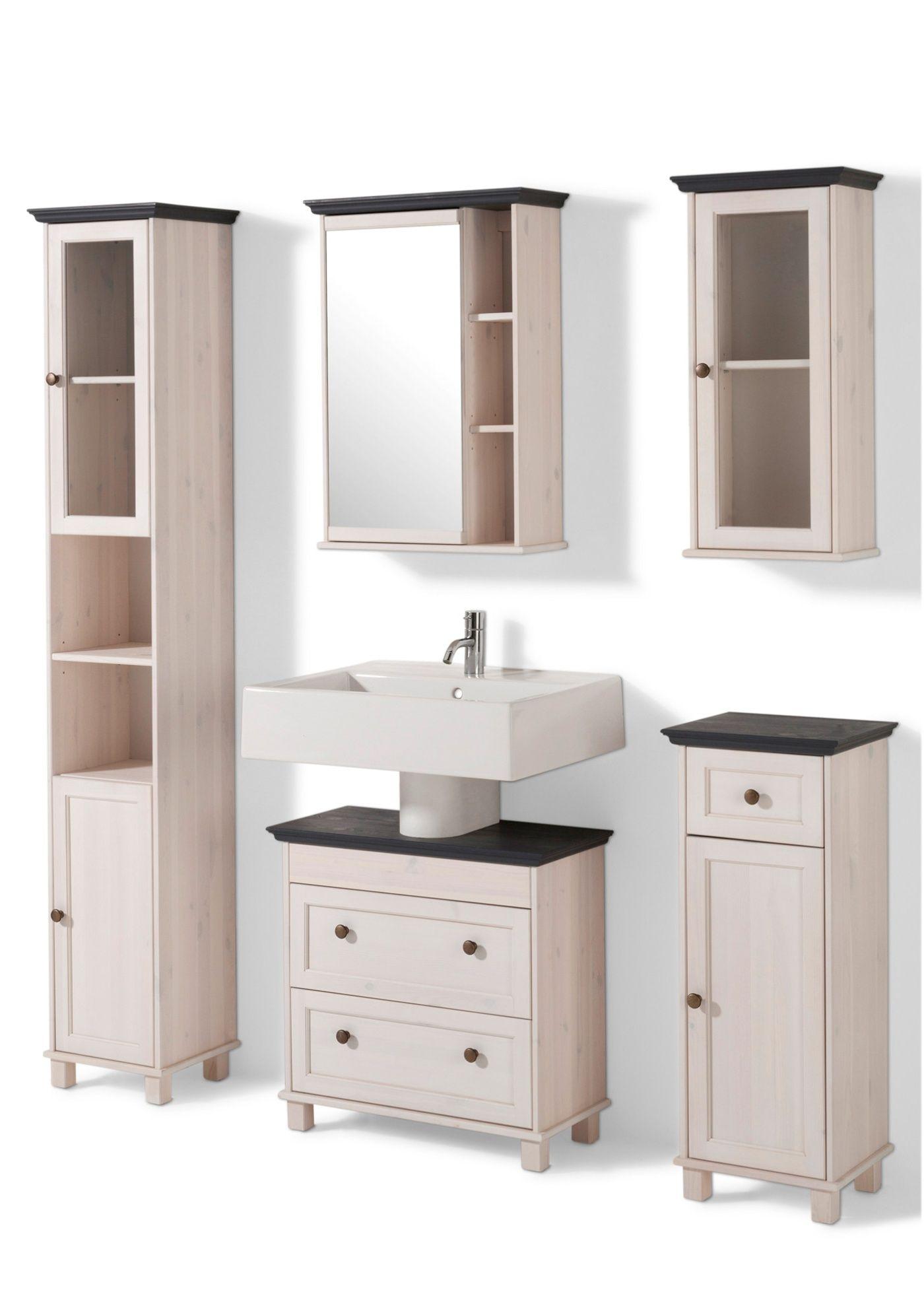 waschbeckenunterschrank elias wei anthrazit jetzt im online shop von ab 129 99. Black Bedroom Furniture Sets. Home Design Ideas