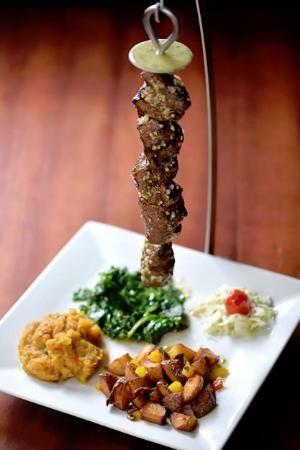 Peli Peli In Houston Katy The Woodlands Texas Food Presentation Food Garnishes Food Concept