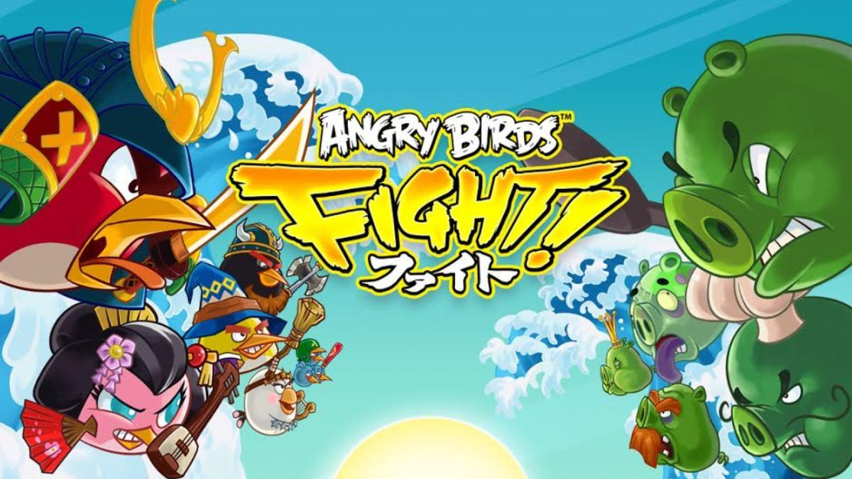 Angry Birds Fight Is A Hybrid Monster Of Candy Crush And Rpg