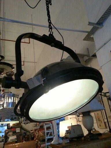 Studi overhead lamp $1400