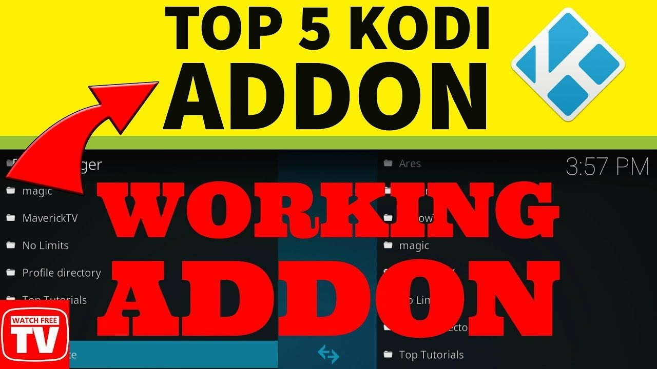Awesome Top 5 Working Addon On Kodi Movie Tv Shows Iptv Android 2017 Of 3 D 3d 4k