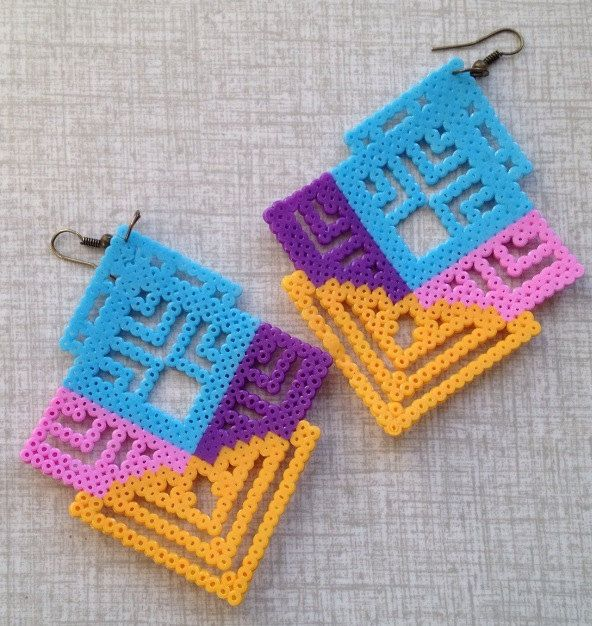 Awesome earring by Jannieel on Etsy, $12.00