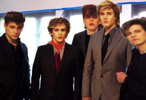 Duran Duran - was a Simon Le Bon girl myself