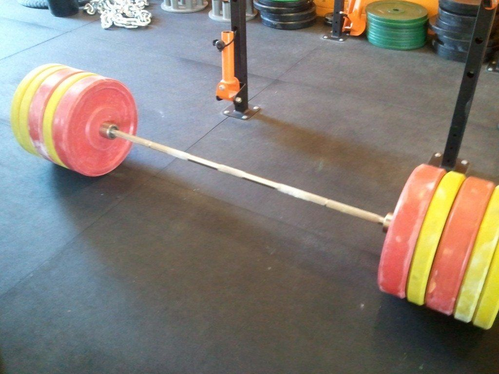 Strength Training for Muay Thai