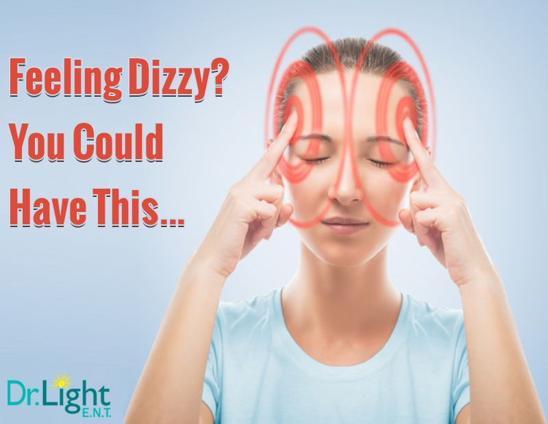 what to do if you feel dizzy
