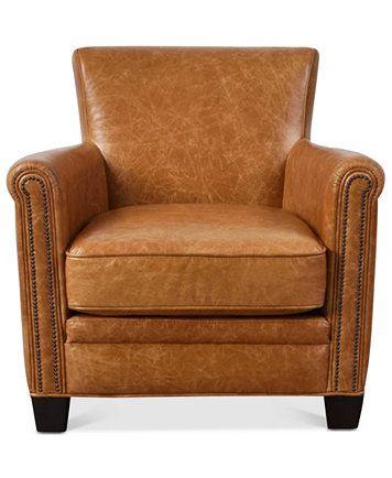 Excellent Norwell Leather Chair Macys Com Ideas For New Love Seat Inzonedesignstudio Interior Chair Design Inzonedesignstudiocom