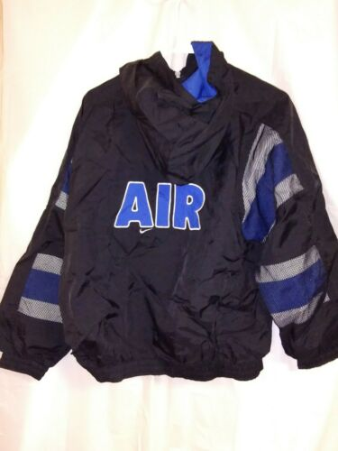 Vintage Rare 1980s Nike Air Jacket Track Windbreaker Mesh
