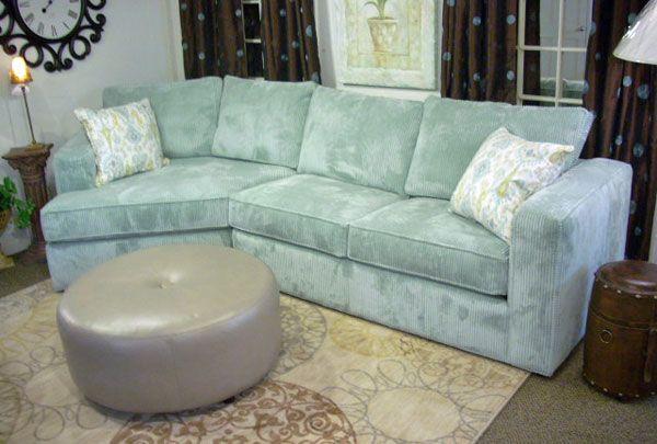 B1N   MILFORD Cuddler Sectional Sofa/bbr / Dimensions U2013 140L X 37D X 38Hbr