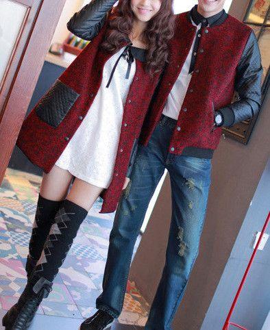 Couples That Dress Alike