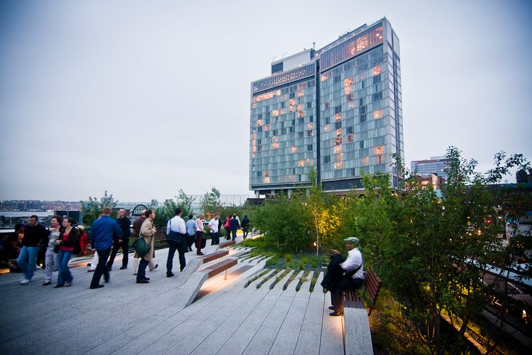 The Standard Hotel On High Line New York Ny Photo By Will