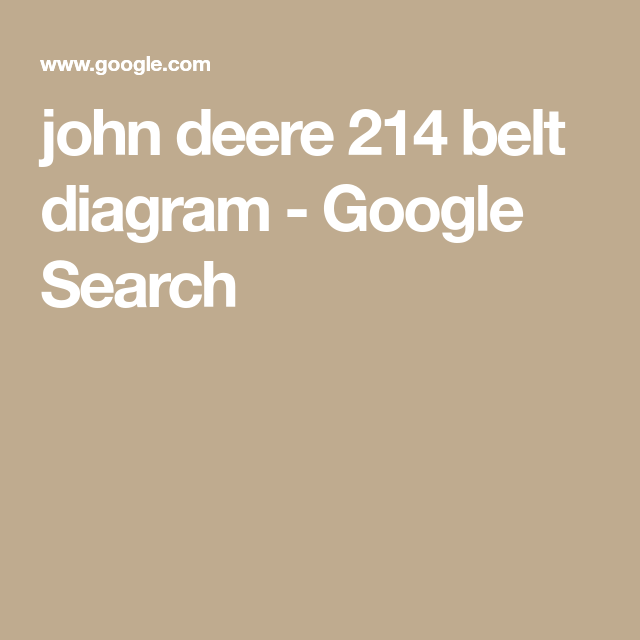 john deere 214 belt diagram google search mick things pinterest diagramstpinterest